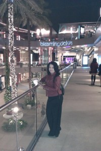 Margie @ Night 2