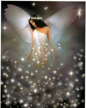 angel in lights
