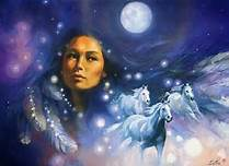 Goddess American Indian