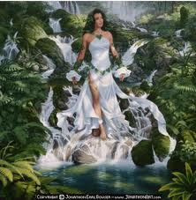 image of goddess