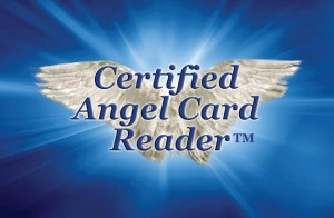certified angel card emblem