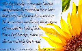 Lightworker quote